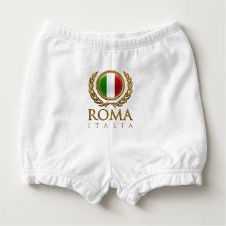 Customized Italian Bandiera Nappy Cover