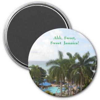 Customized Jamaica Magnet