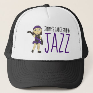 Customized Jazz Dance Studio Recital Dancer Class Trucker Hat