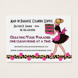 printed cleaning service business cards business card printing