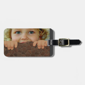 Customized Luggage Tag Add Your Picture & Name!!