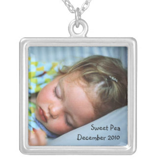Customized Photo Necklace Pendant