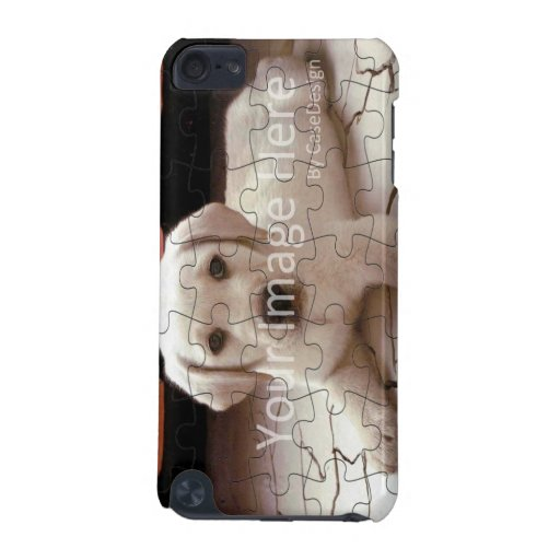 Customized Picture Puzzle  iPod Touch (5th Generation) Cover