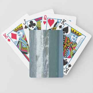 Customized Playing Cards-Atlantic Ocean Myrtle SC Poker Deck