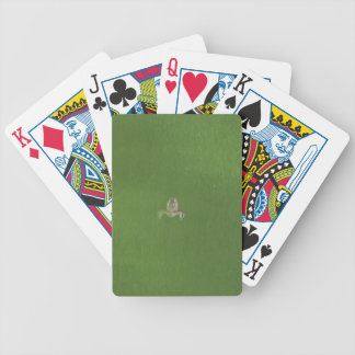 Customized Playing Cards-Duckling on lake Poker Cards