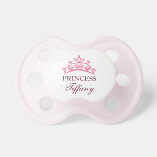 Customized Princess Pacifier