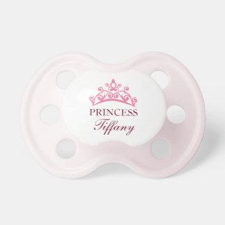 Customized Princess Pacifier