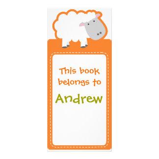 Customized*Sheep Bookmarks Book Rack Card