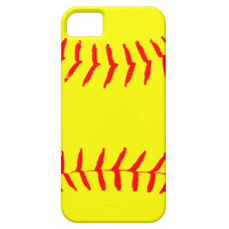Customized Softball Case For The iPhone 5
