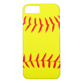 Customized Softball iPhone 8/7 Case