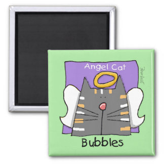 customized square magnet