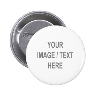 Customized Your Image-Text Here 6 Cm Round Badge