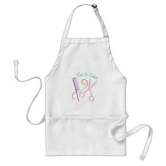 Cut & Color Standard Apron