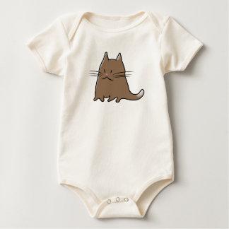Cut Fat Kitty Cat Bodysuits