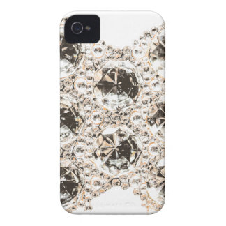 Cut Glass Crystals iPhone 4 Cover