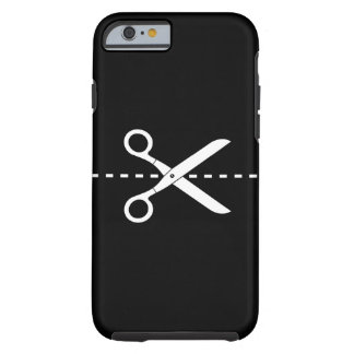 Cut & Paste Pictogram iPhone 6 Case