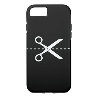 Cut & Paste Pictogram iPhone 7 Case