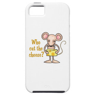 Cut The Cheese iPhone 5 Covers
