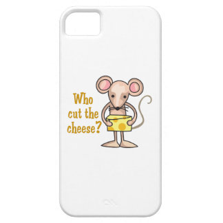Cut The Cheese iPhone 5 Case