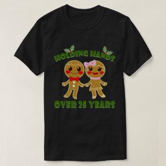Cute 25th Anniversary Shirt For Her/Him