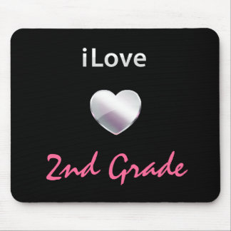 Cute 2nd Grade Mouse Pad