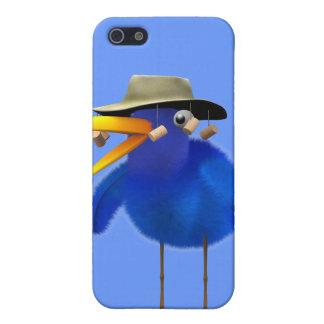 Cute 3d Australian Bird (editable) Case For iPhone 5