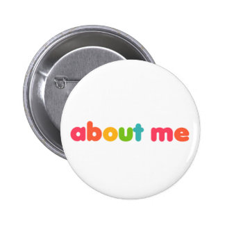 cute 6 cm round badge