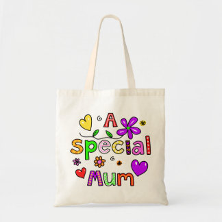 Cute A Special Mum Greeting Text Expression