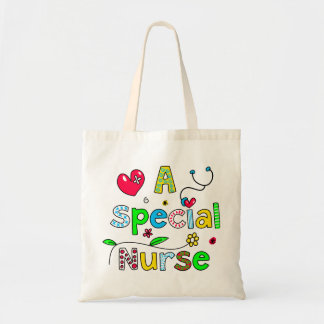 Cute A Special Nurse Greeting Text Expression