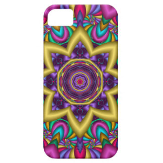 Cute abstract starry iPhone 5 case