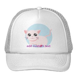 Cute Adorable Kitty Cat Cap