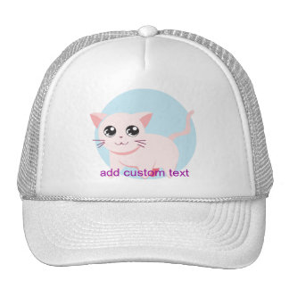 Cute Adorable Kitty Cat Hats