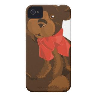 CUTE ADORABLE TEDDY BEAR iPhone 4 Case-Mate CASES