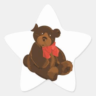 CUTE ADORABLE TEDDY BEAR STICKERS