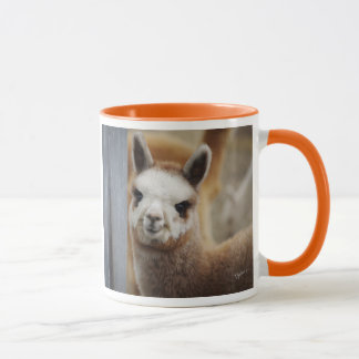 Cute Alpaca Mugs