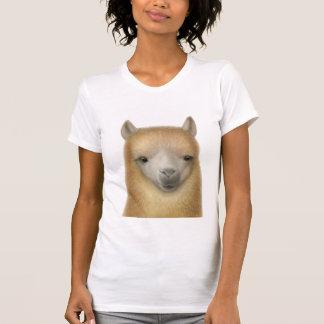 Cute Alpaca Petite T-Shirt