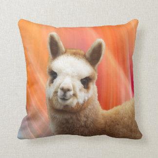 Cute Alpaca Pillow