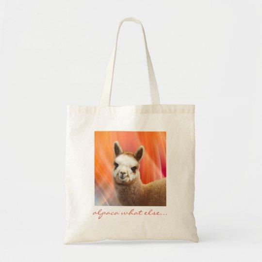 Cute Alpaca Tote Bags