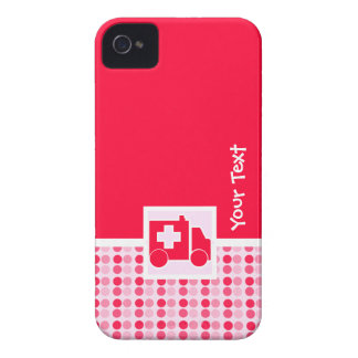 Cute Ambulance iPhone 4 Case-Mate Case
