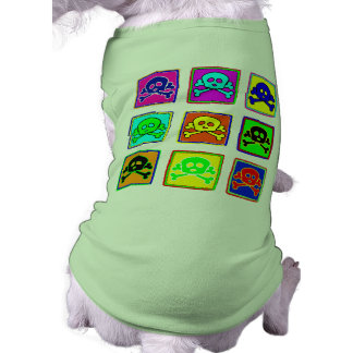 Cute and Colorful Skulls Shirt
