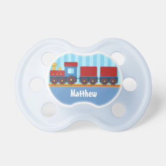 Cute and Colourful Train for Newborn Baby Boy Dummy