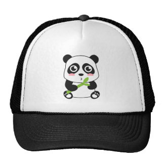 Cute and Cuddly Baby Panda Trucker Hats
