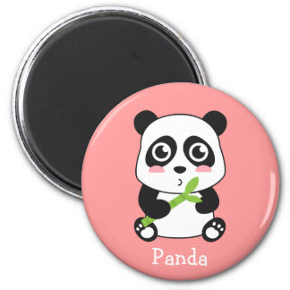 Cute and Cuddly Baby Panda Fridge Magnets