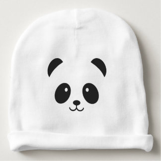 Cute and Cuddly Panda Beanie Baby Beanie