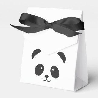 Cute and Cuddly Panda Favor Box