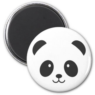 Cute and Cuddly Panda Magnet