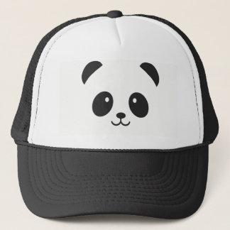 Cute and Cuddly Panda Trucker Hat