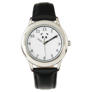 Cute and Elegant Panda Wristwatch