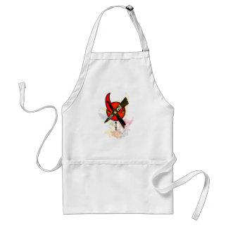 cute and evil devil 3 aprons