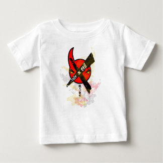 cute and evil devil 3 baby T-Shirt
